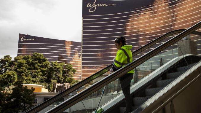 GP: Las Vegas: Wynn Resorts, MGM Close Las Vegas Casinos Amid Coronavirus Concerns