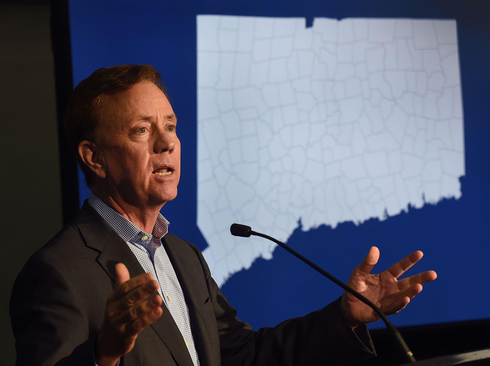 Georgia got lifting coronavirus restrictions backward, Connecticut Gov. Ned Lamont says