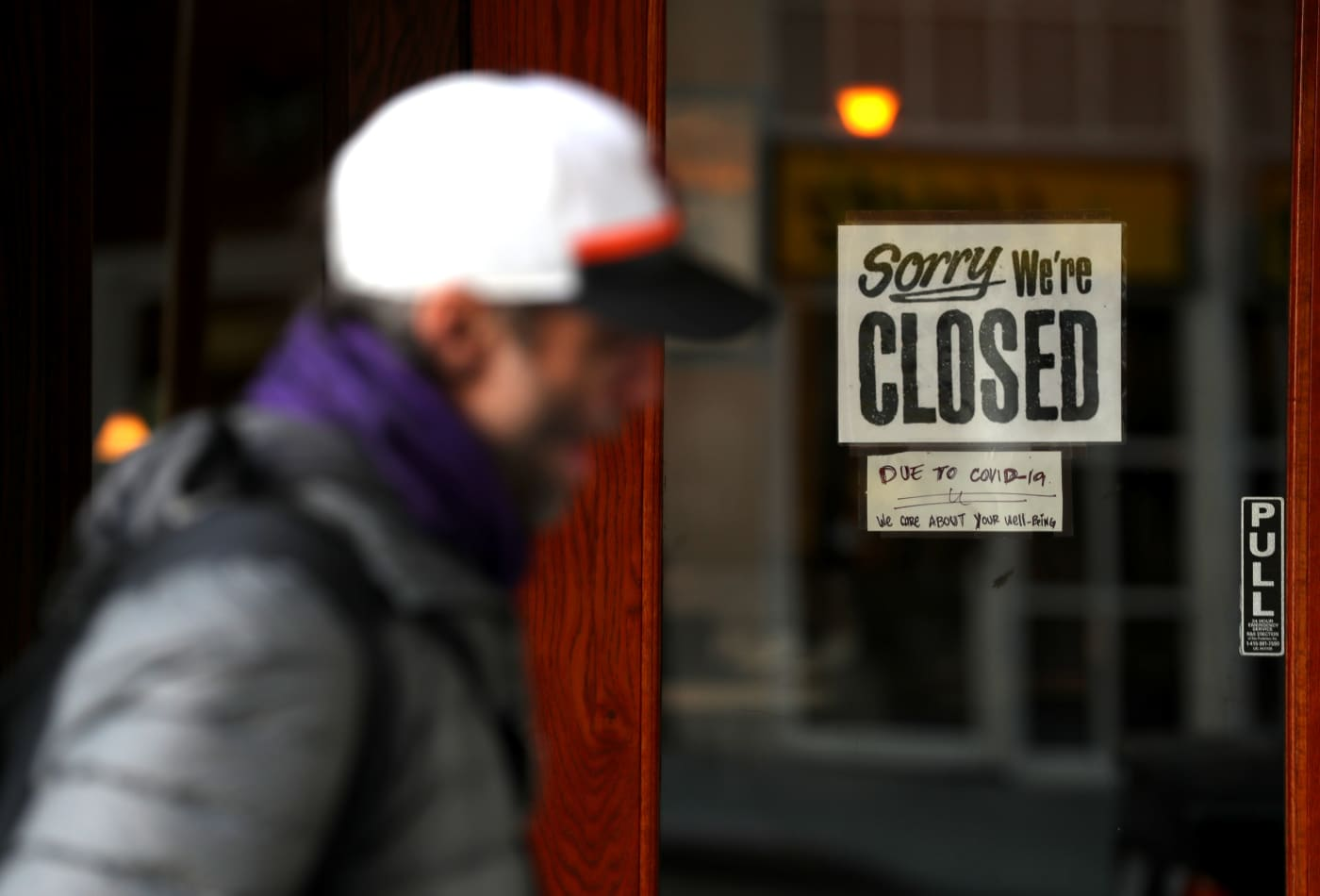 How restaurants plan to survive widespread layoffs from the coronavirus pandemic