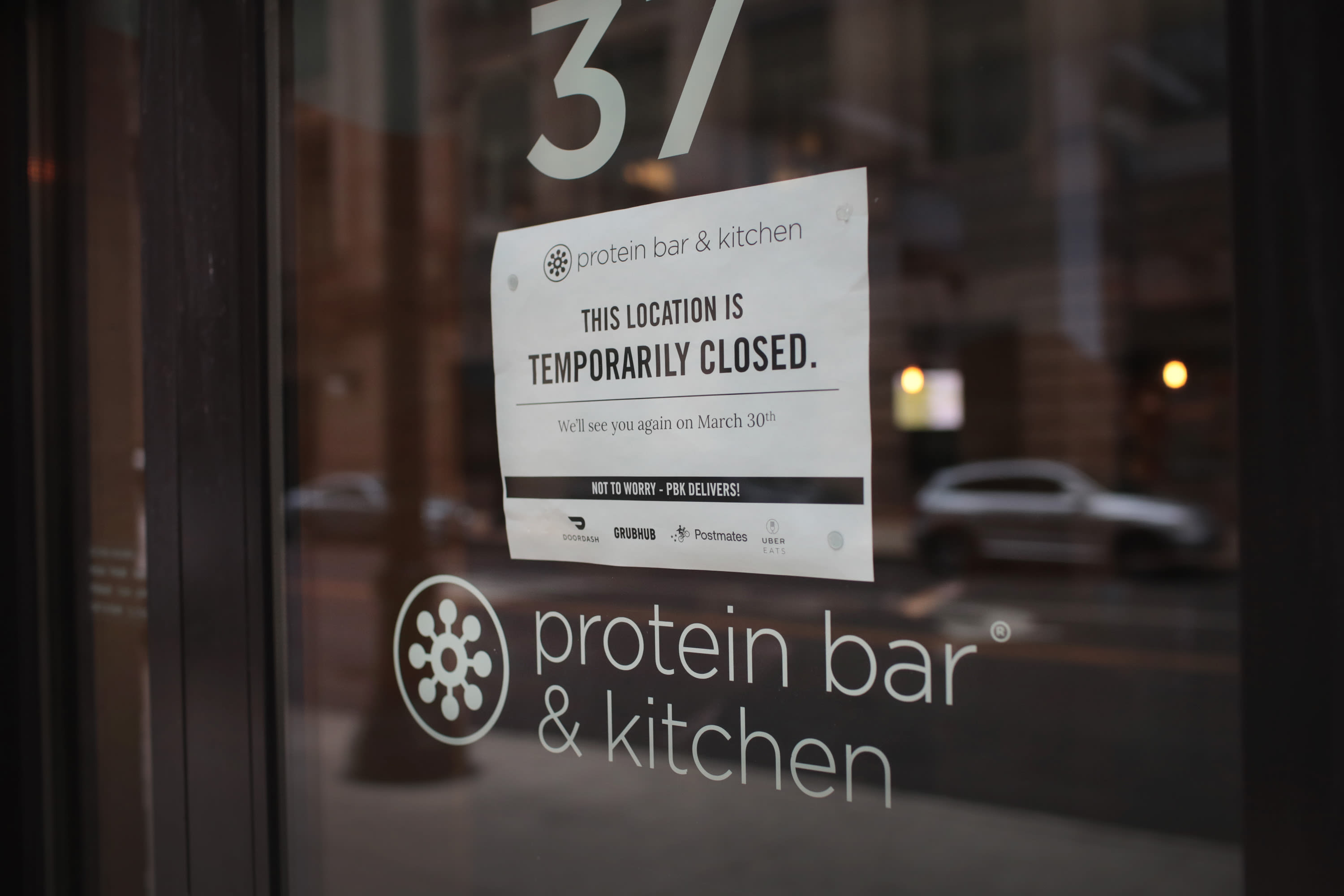 Restaurants try to keep in touch with furloughed workers