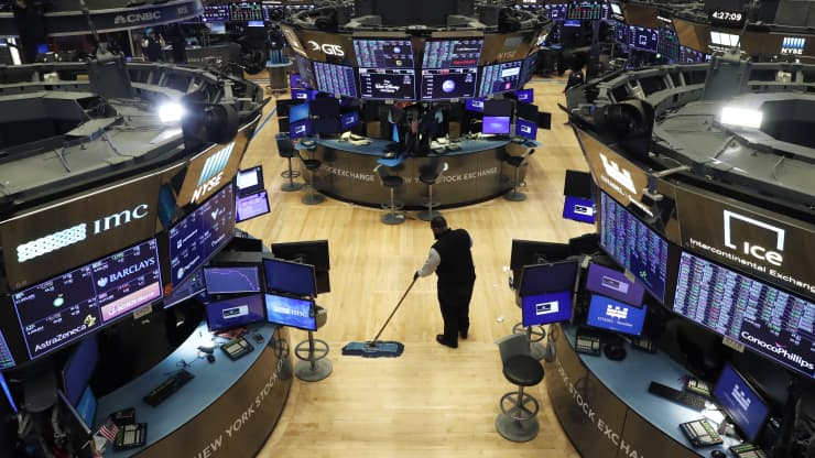 How traders are adapting to life off the trading floor in a global pandemic