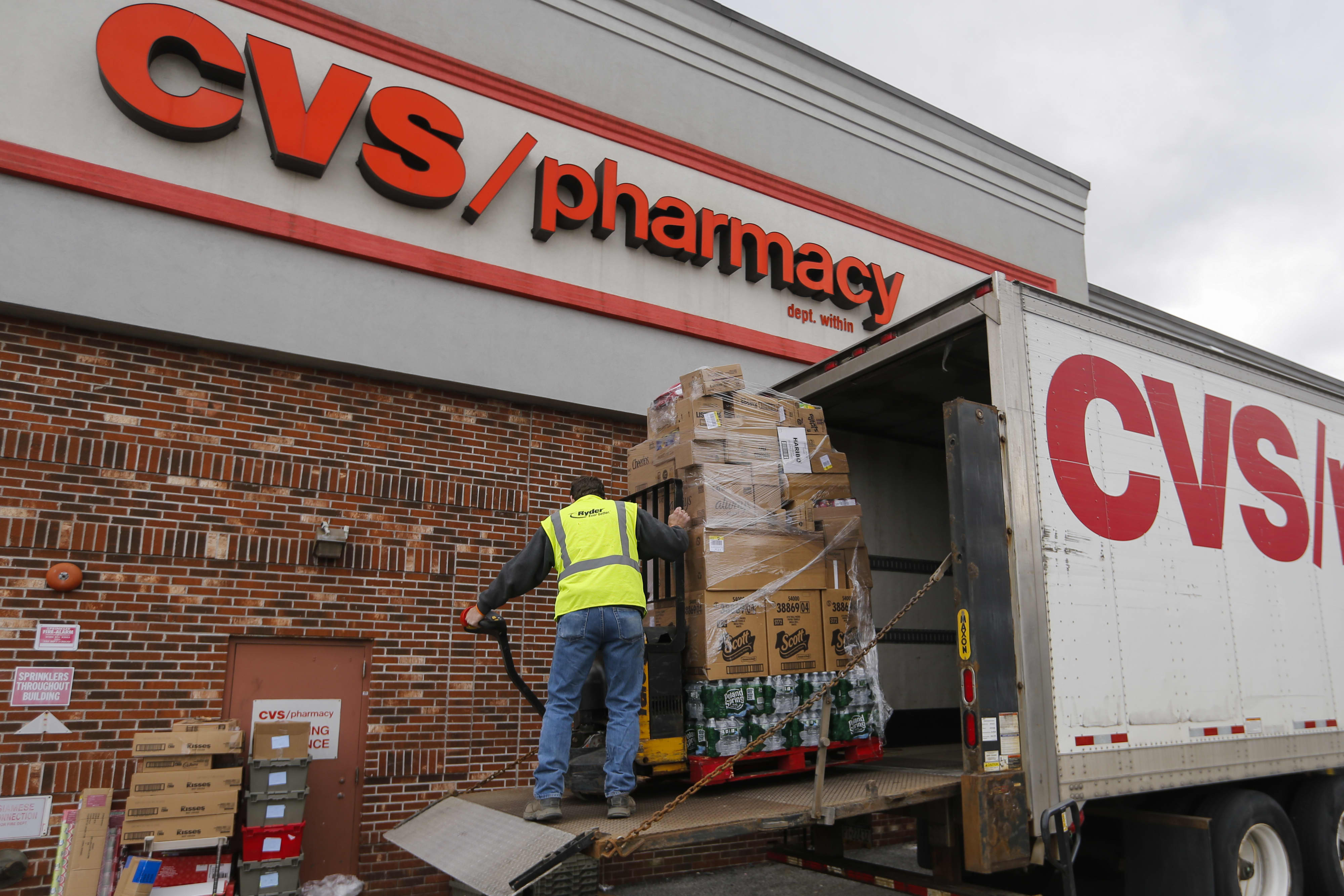 CVS Health looking to fill 50,000 jobs to meet demand