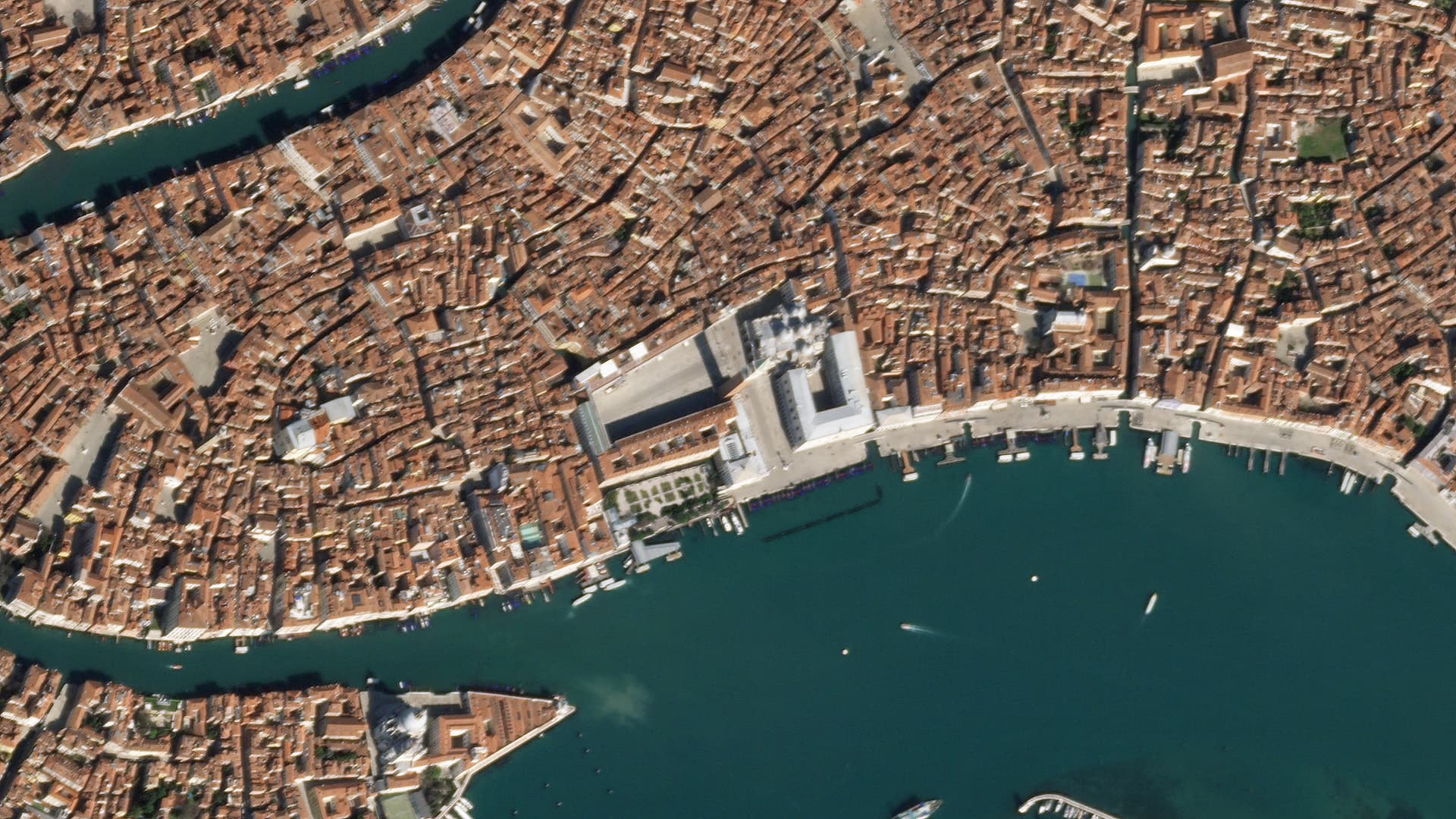 Coronavirus Impact Satellites Show World Cities After Outbreak