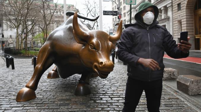 GP: Coronavirus, US, New York NYSE 200323