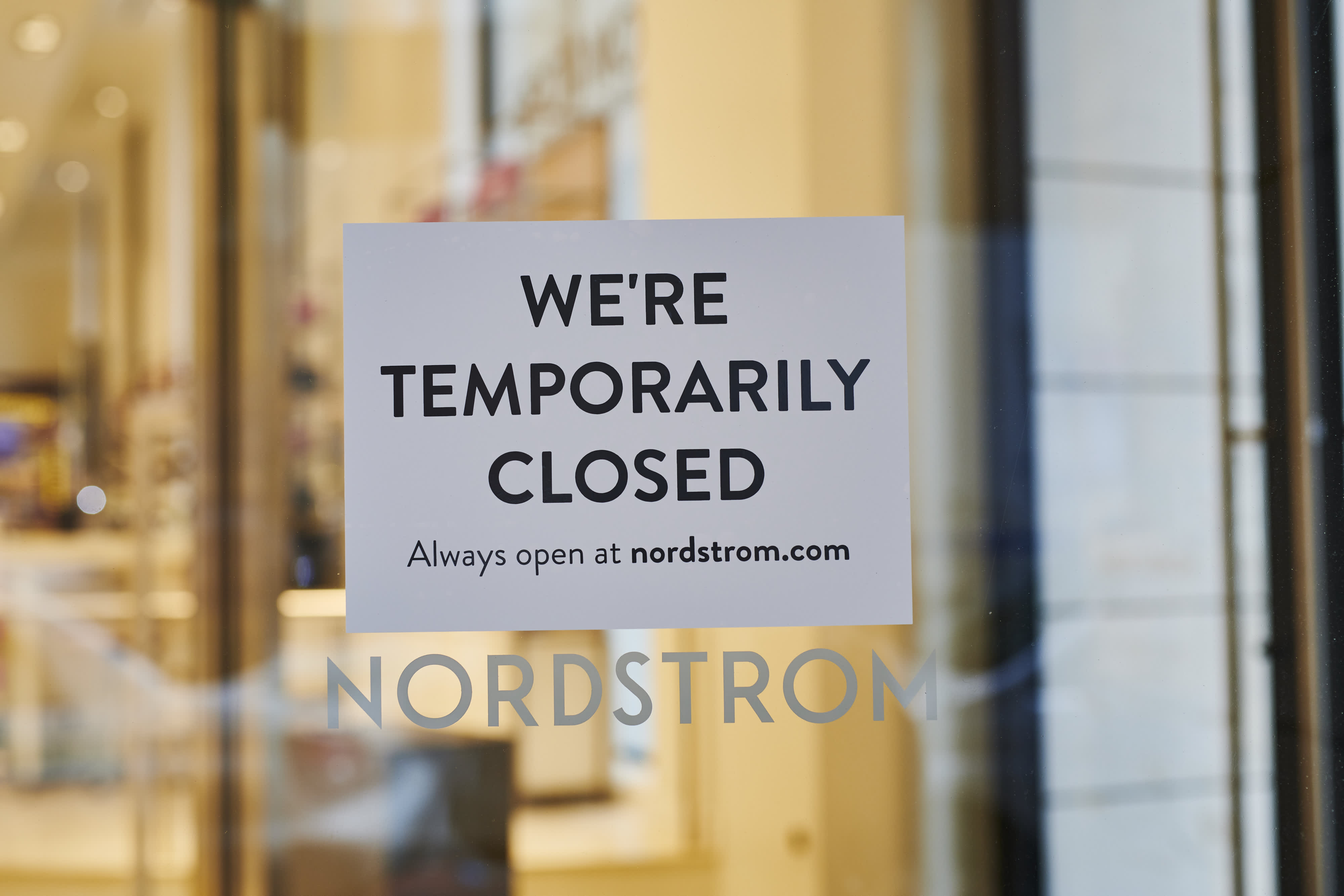 Nordstrom warns financial situation could grow distressed
