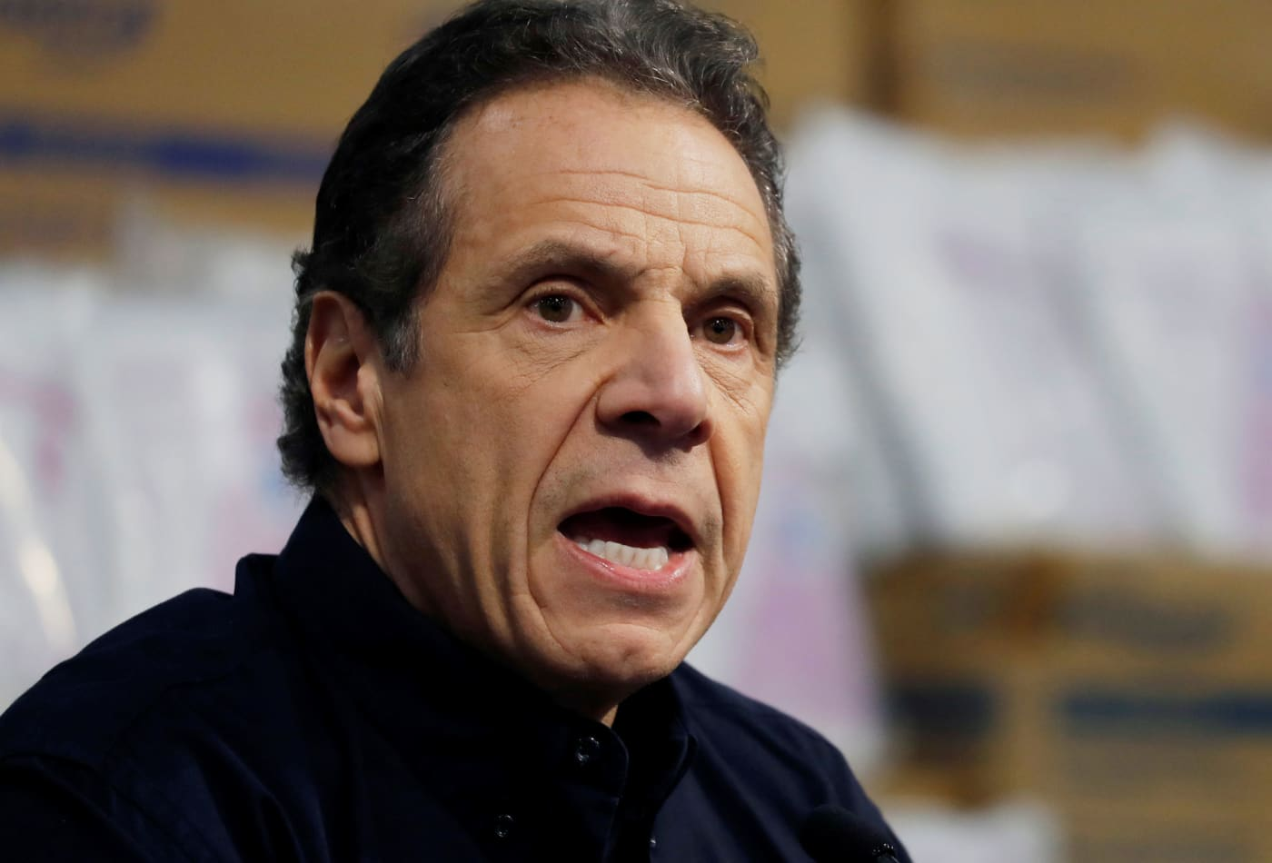 New York Gov. Cuomo issues nationwide call for doctors and nurses as state battles worst coronavirus outbreak in US