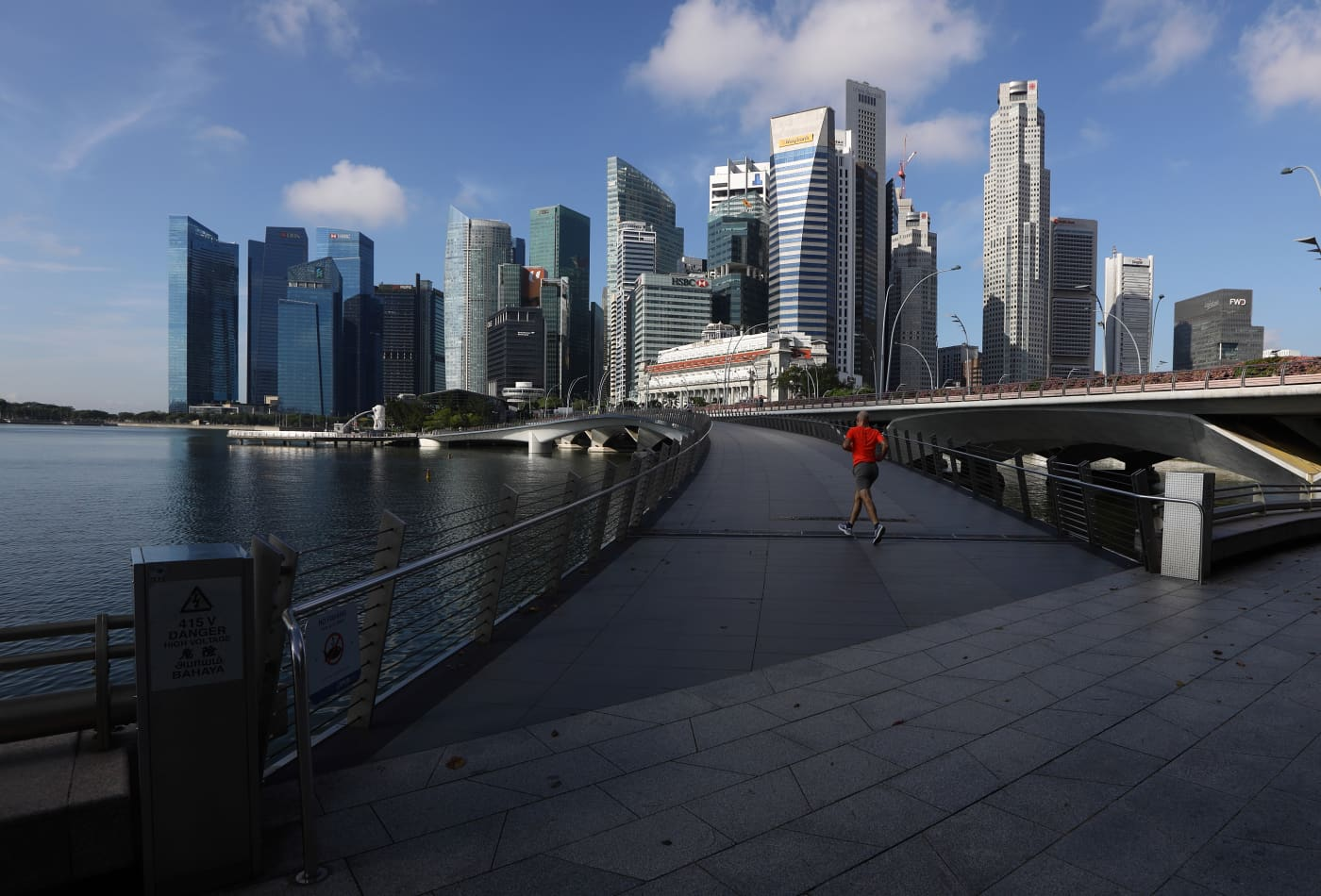 Here are the Singapore blue-chip stocks with potential for double-digit returns