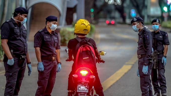 GP: Malaysia coronavirus 300325