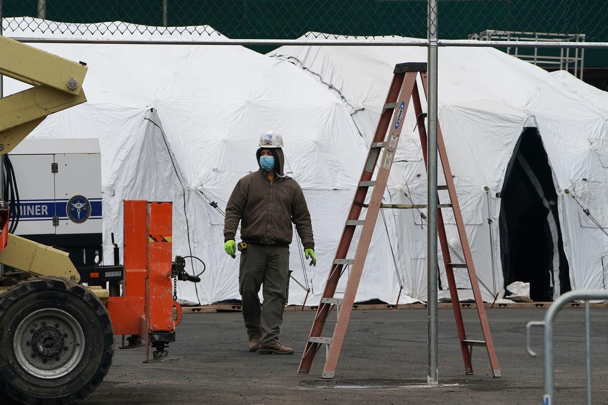 New York, Hawaii and North Carolina ask FEMA for help handling coronavirus dead