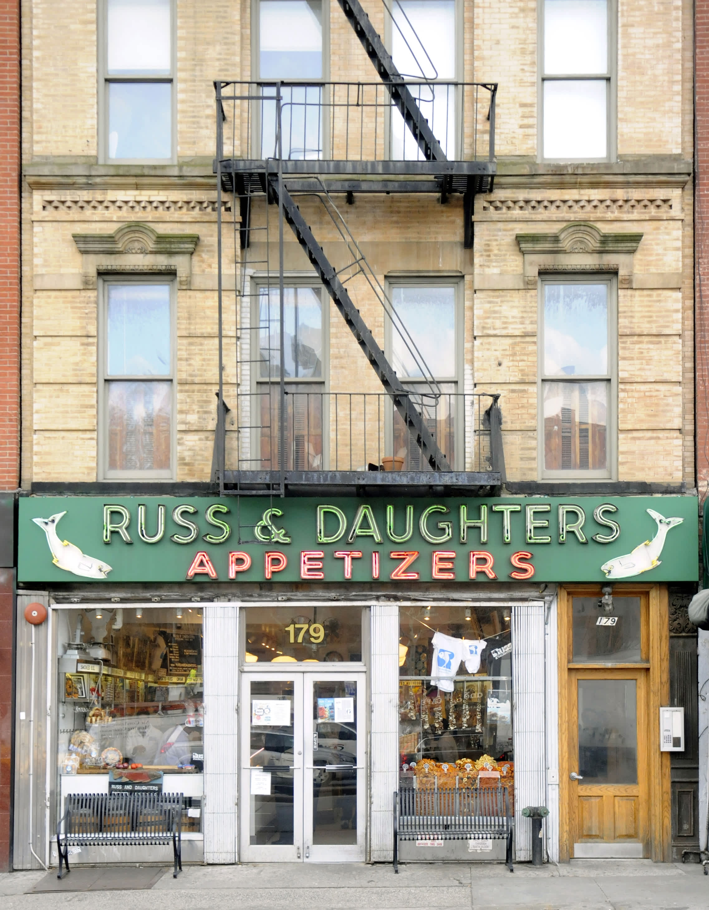 NY shop Russ & Daughters in 'uncharted waters' with coronavirus