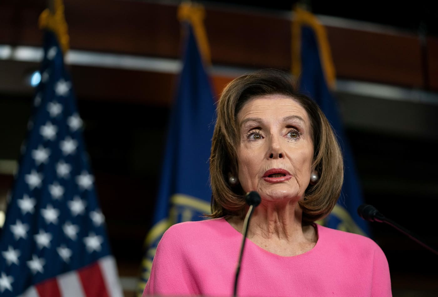 Pelosi announces new House committee to oversee Trump administration coronavirus response