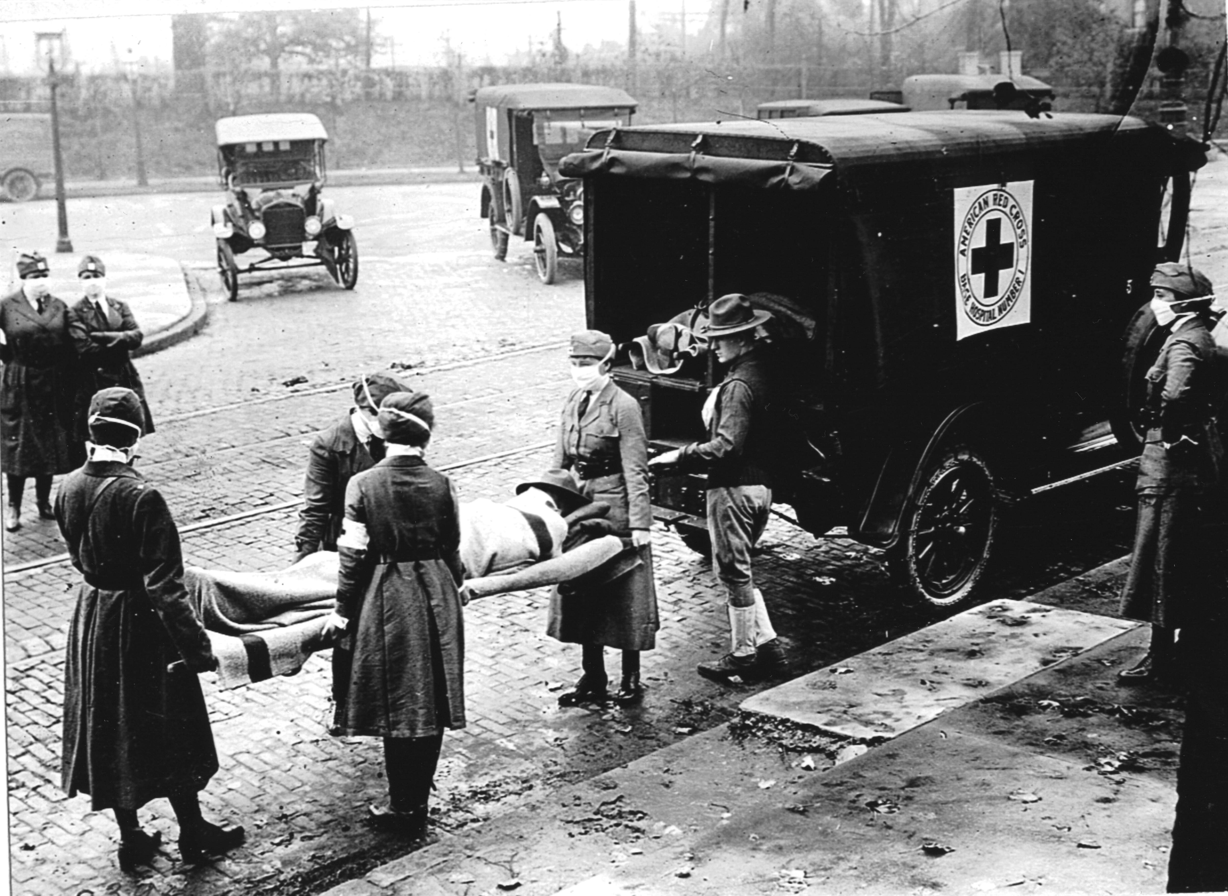 How coronavirus compares to the 1918 flu, H1N1 and other pandemics