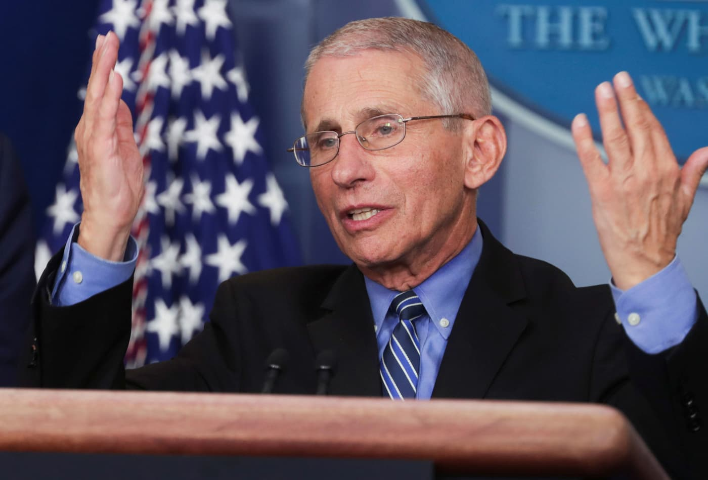Coronavirus: Fauci tells basketball star Stephen Curry US 'can start thinking about' getting back to normal when pandemic curve falls