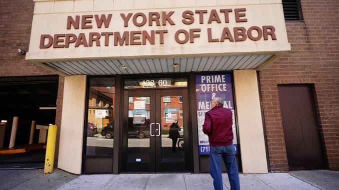 GP: New York City Scene Amid Covid-19