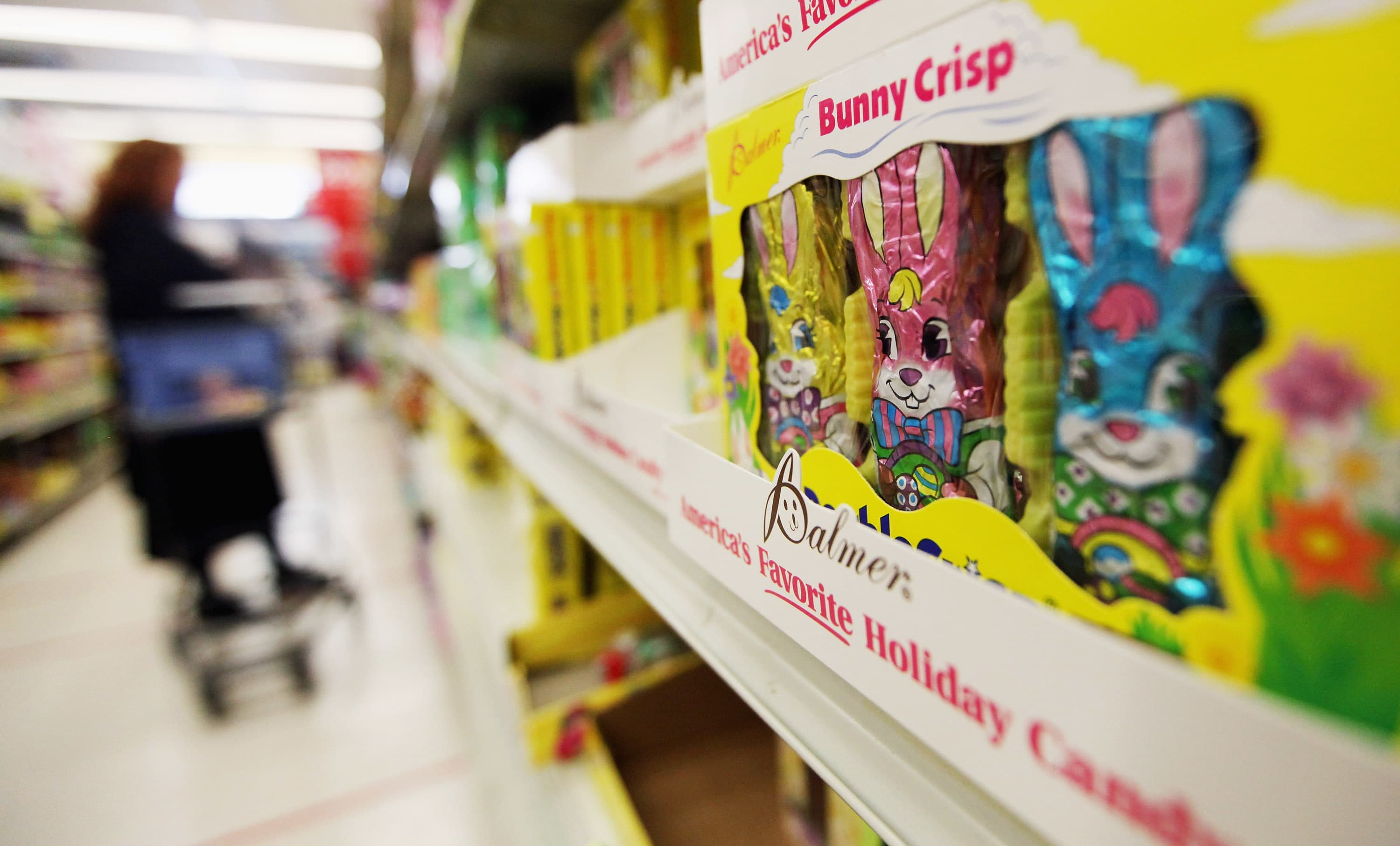 Parents look to create a 'magical' Easter, despite coronavirus restrictions