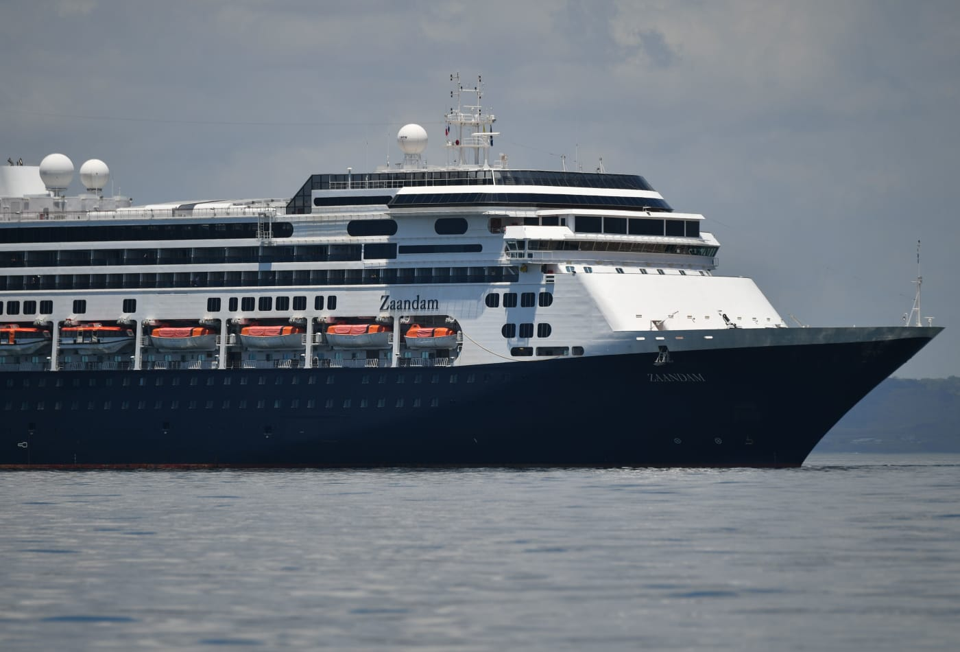 Four dead on Carnival-owned cruise ship amid new coronavirus outbreak aboard