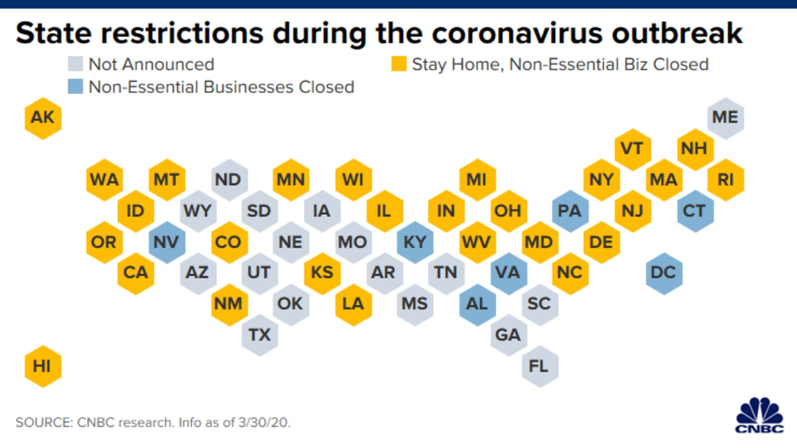 Georgia To Issue Shelter In Place Order Amid Coronavirus Outbreak