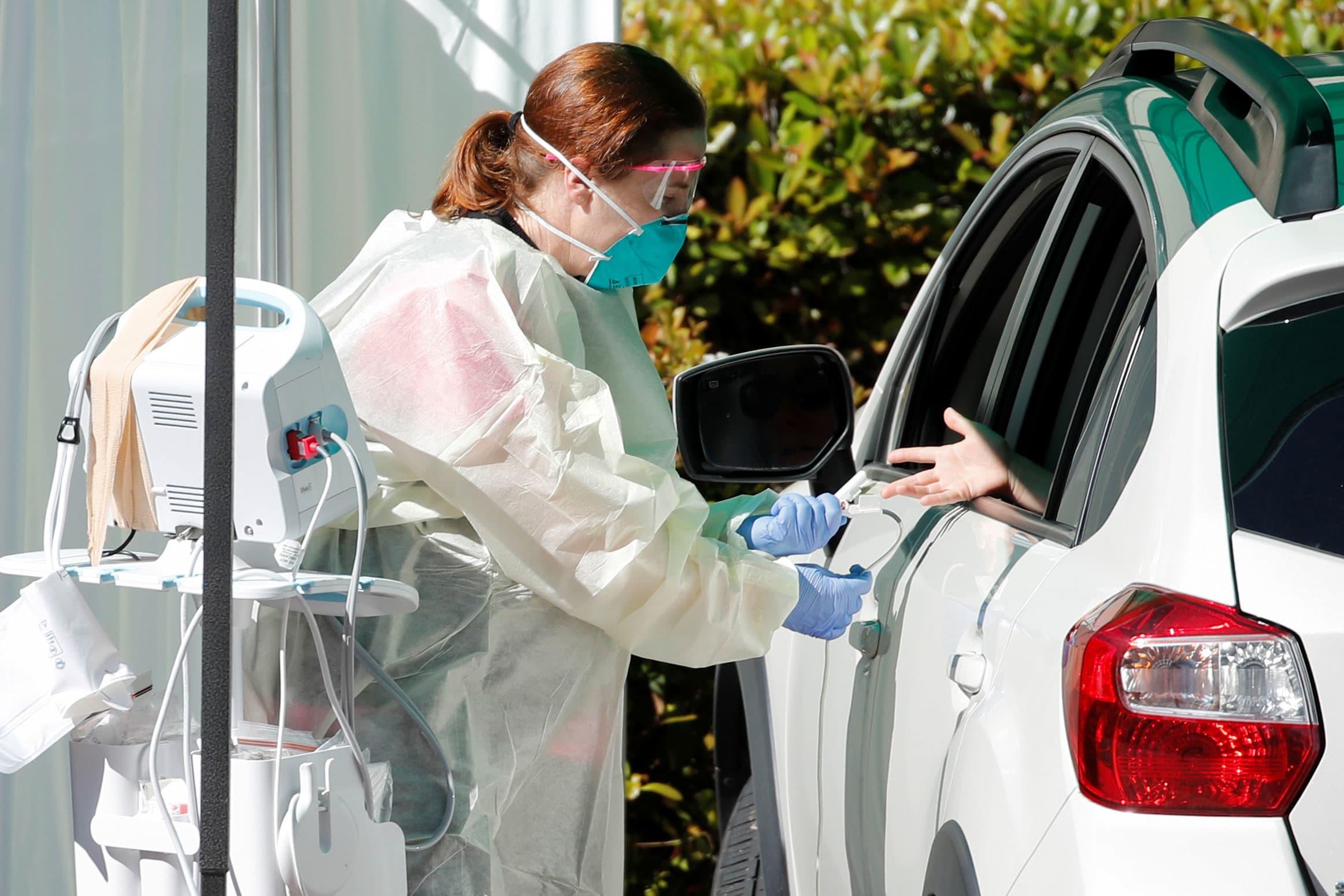 San Diego hospital prepares for 'slow-moving tsunami' of coronavirus cases as supplies run short