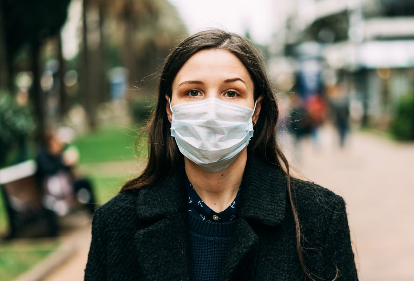 Should you wear a face mask to prevent COVID-19? Doctors weigh in