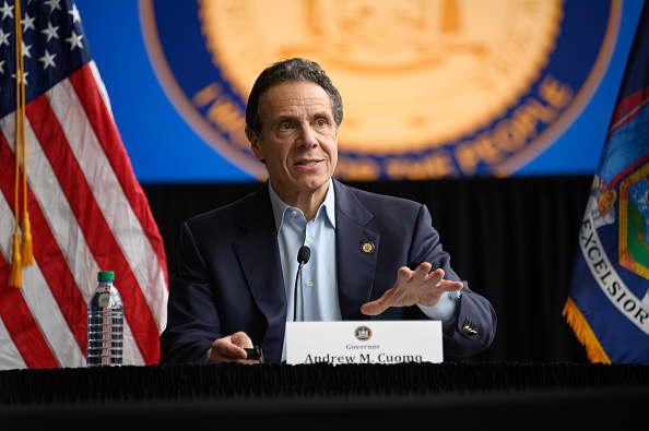 New York Gov. Cuomo to close NYC playgrounds as coronavirus death rate starts to climb