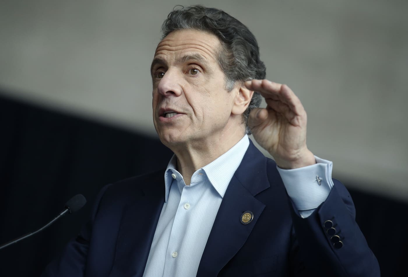 Cuomo says coronavirus is 'more dangerous' than expected as New York cases jump 14% overnight to 75,795