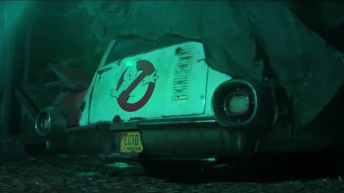 "Cuplikan dari ""Ghostbusters Afterlife"" Sony."
