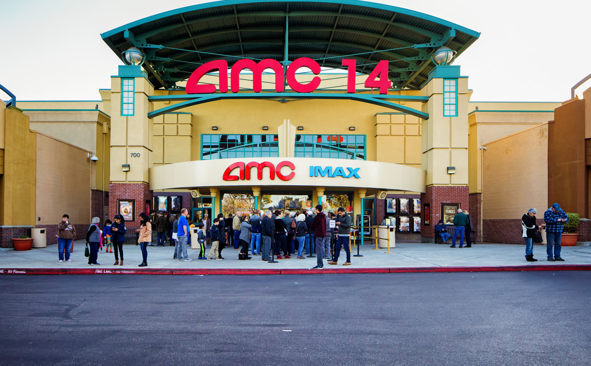 AMC CEO hopes theaters will open by mid-June, moviegoers will return