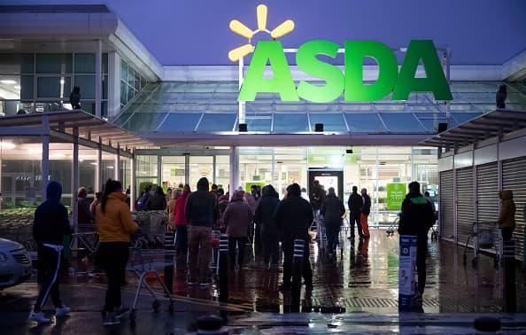 Walmart puts Asda stake sale on hold