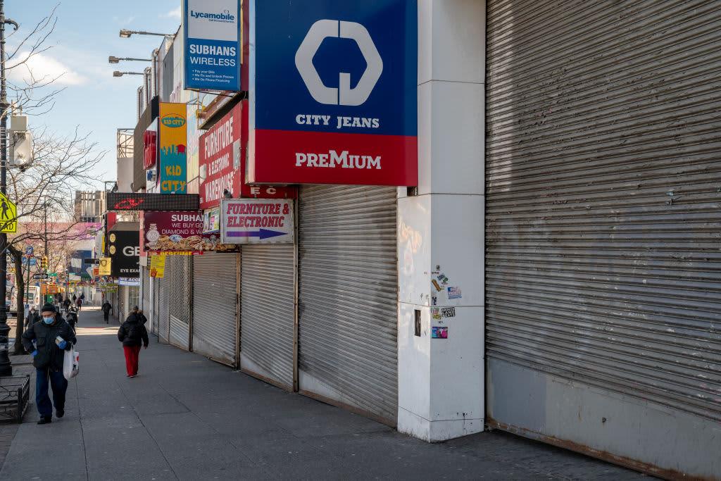 Dire feelings on Main Street on eve of small business lending program launch