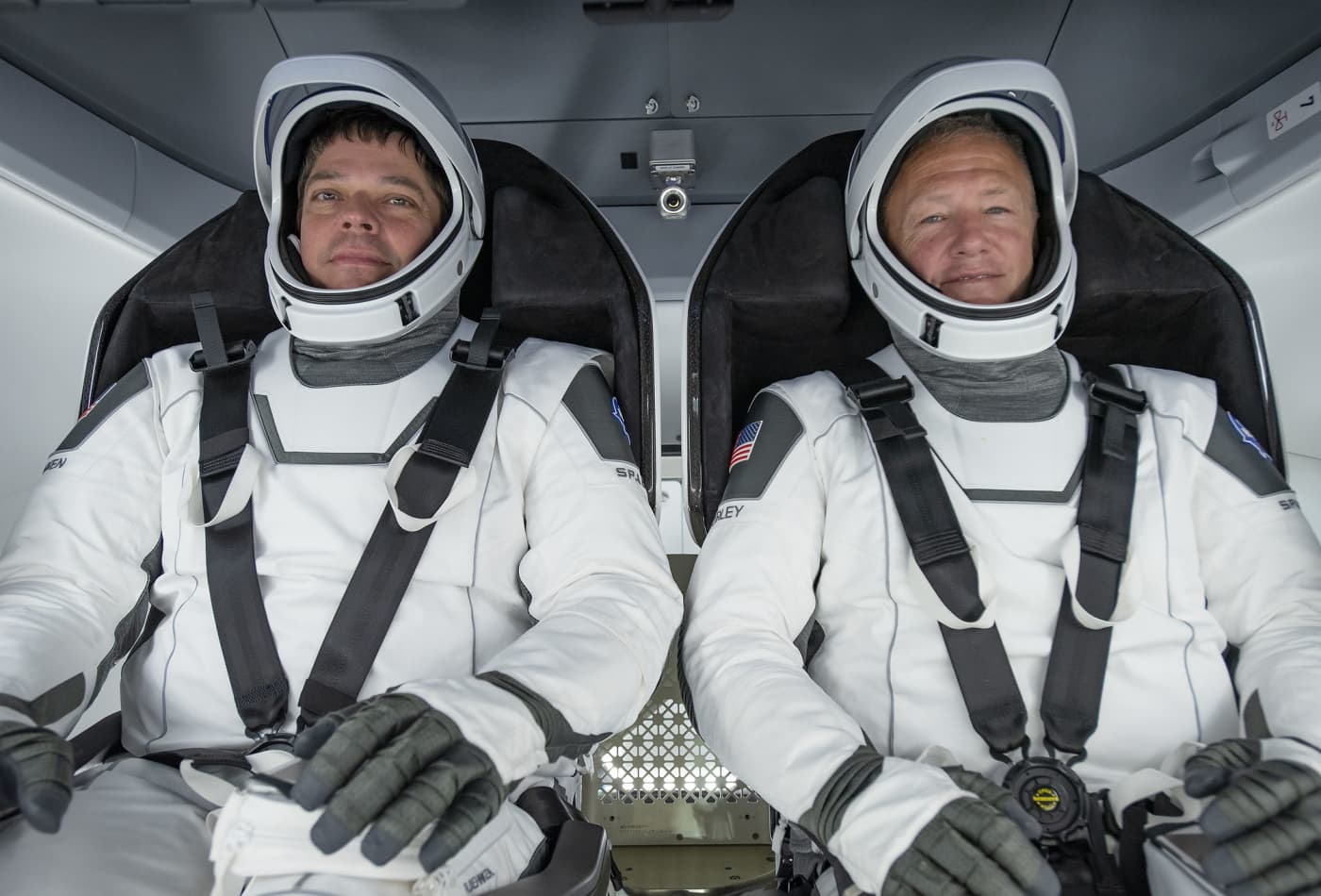 NASA plans to return its astronauts in SpaceX's Crew Dragon spacecraft on Aug. 2