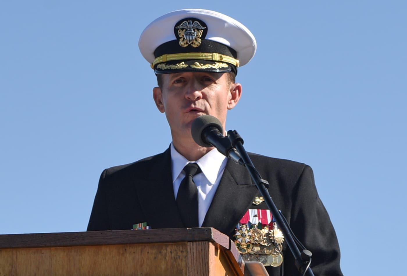 Trump says Navy captain letter asking for help on coronavirus-stricken ship 'was terrible'