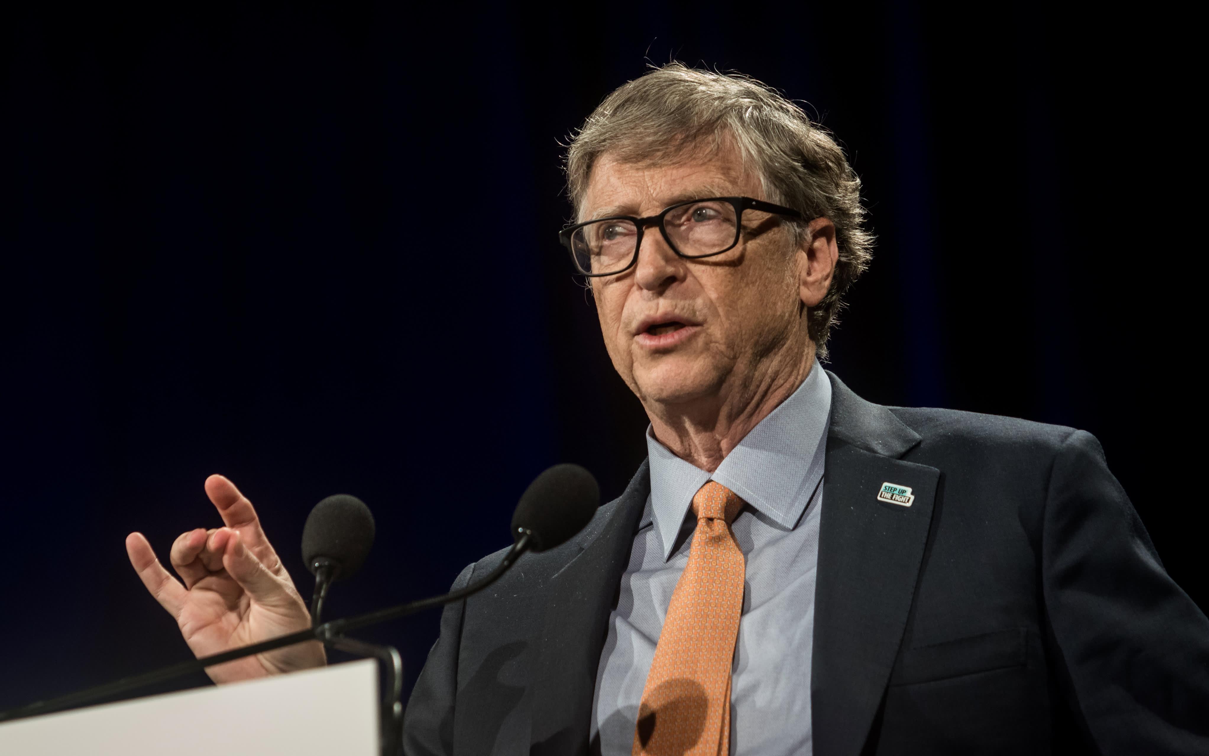 Bill Gates Coronavirus Pandemic A Nightmare Scenario