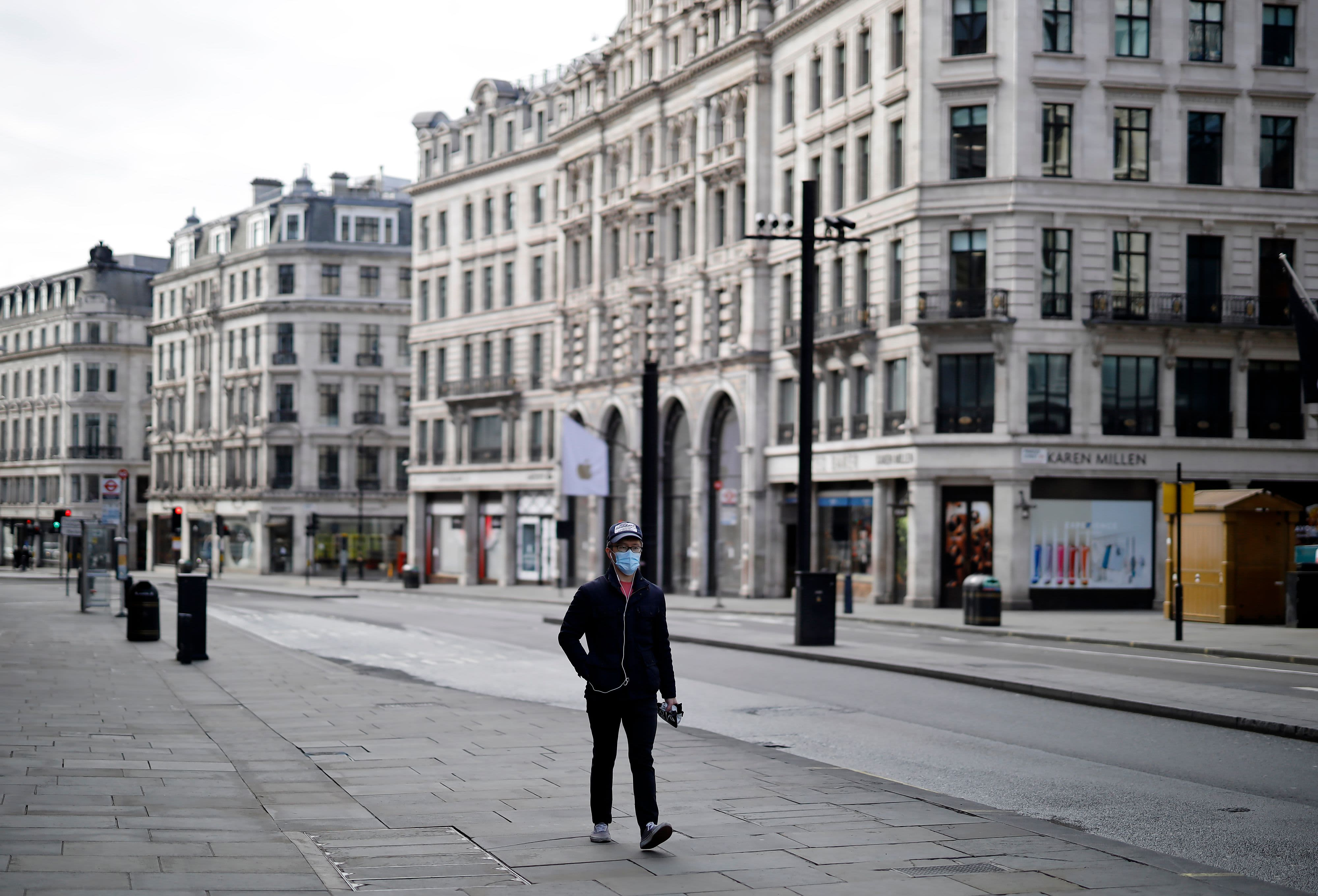 Coronavirus hits UK commercial real estate as retailers can't pay rent