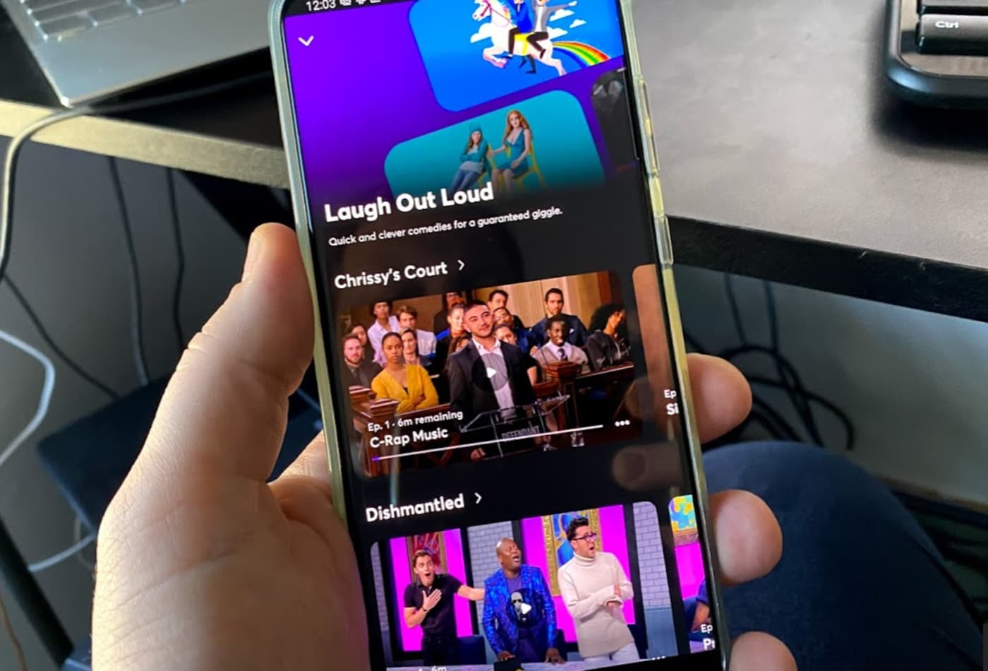 Quibi's short video service for phones is better than I thought it'd be — except for the ads