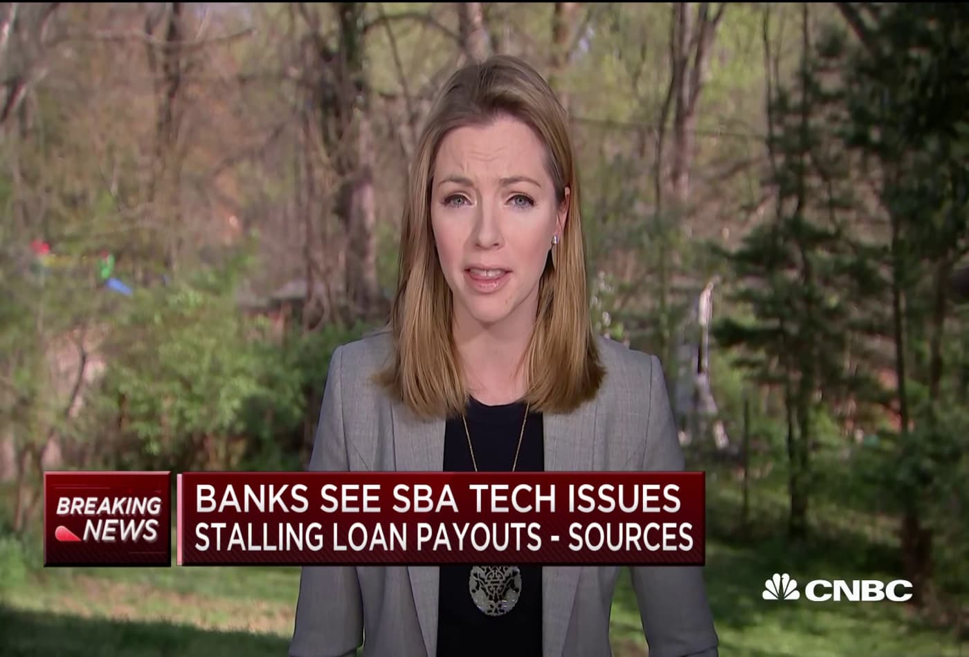 Banks see SBA tech issues stalling loan payouts