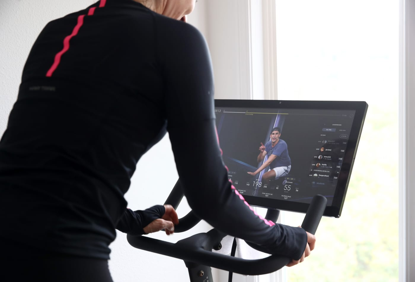 Peloton shares slip premarket on news Apple is planning exercise video subscription service
