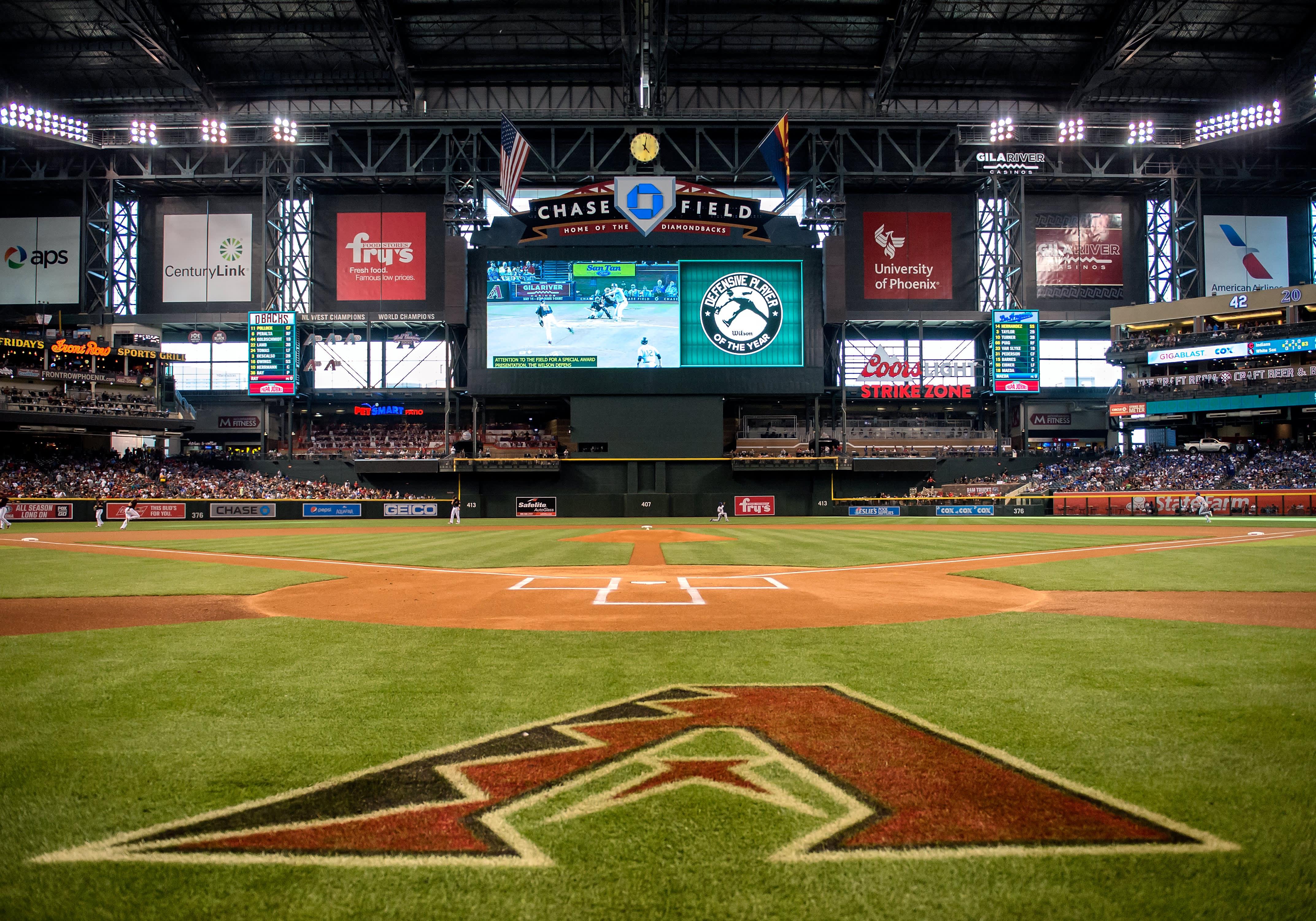 Coronavirus live updates: MLB may play all games in Arizona to resume season, USNS Comfort crewmember tests positive - CNBC 3