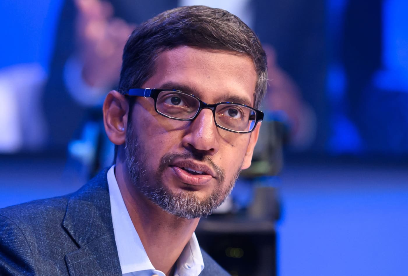 Google CEO Sundar Pichai tells employees 'we are not going back in time' after sexual misconduct settlement