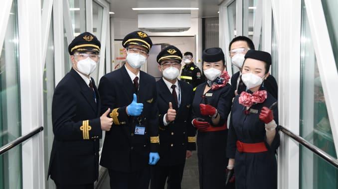 GP: Coronavirus Wuhan China lifting restrictions 200408