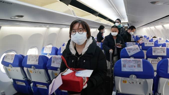 GP: Coronavirus: Wuhan lifts travel restrictions 200408
