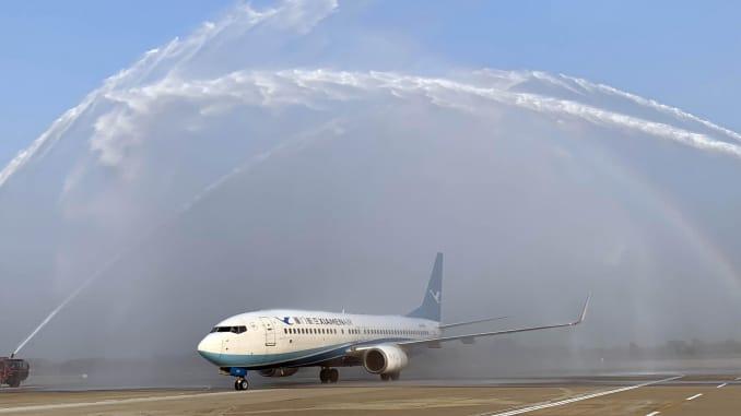 GP: Wuhan lifts restrictions: Tianhe International Airport Reopens As Coronavirus Shutdown Ends
