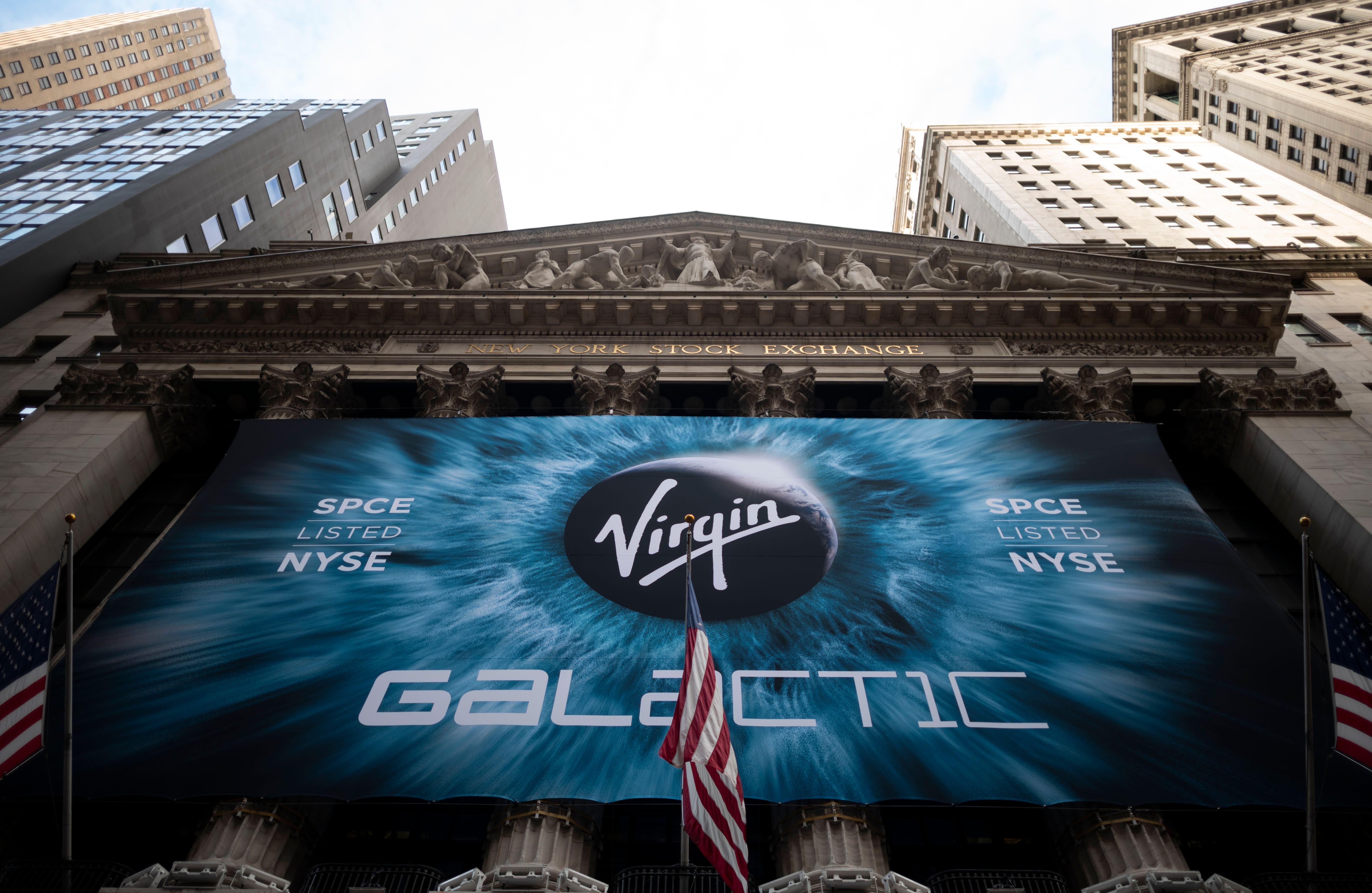 Nike, Virgin Galactic, Wells Fargo and more