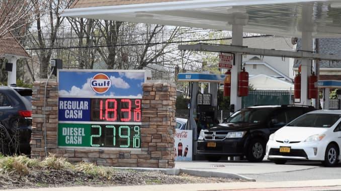 GP: Coronavirus gas prices under $2