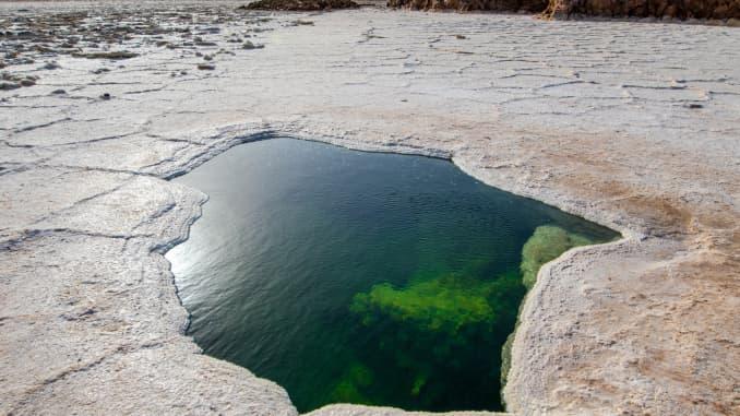 GP: Danakil Salt lake 200408