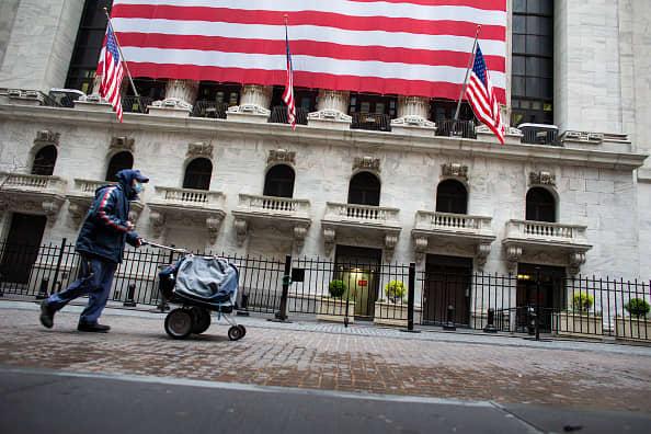 Stocks slip as market enters new phase