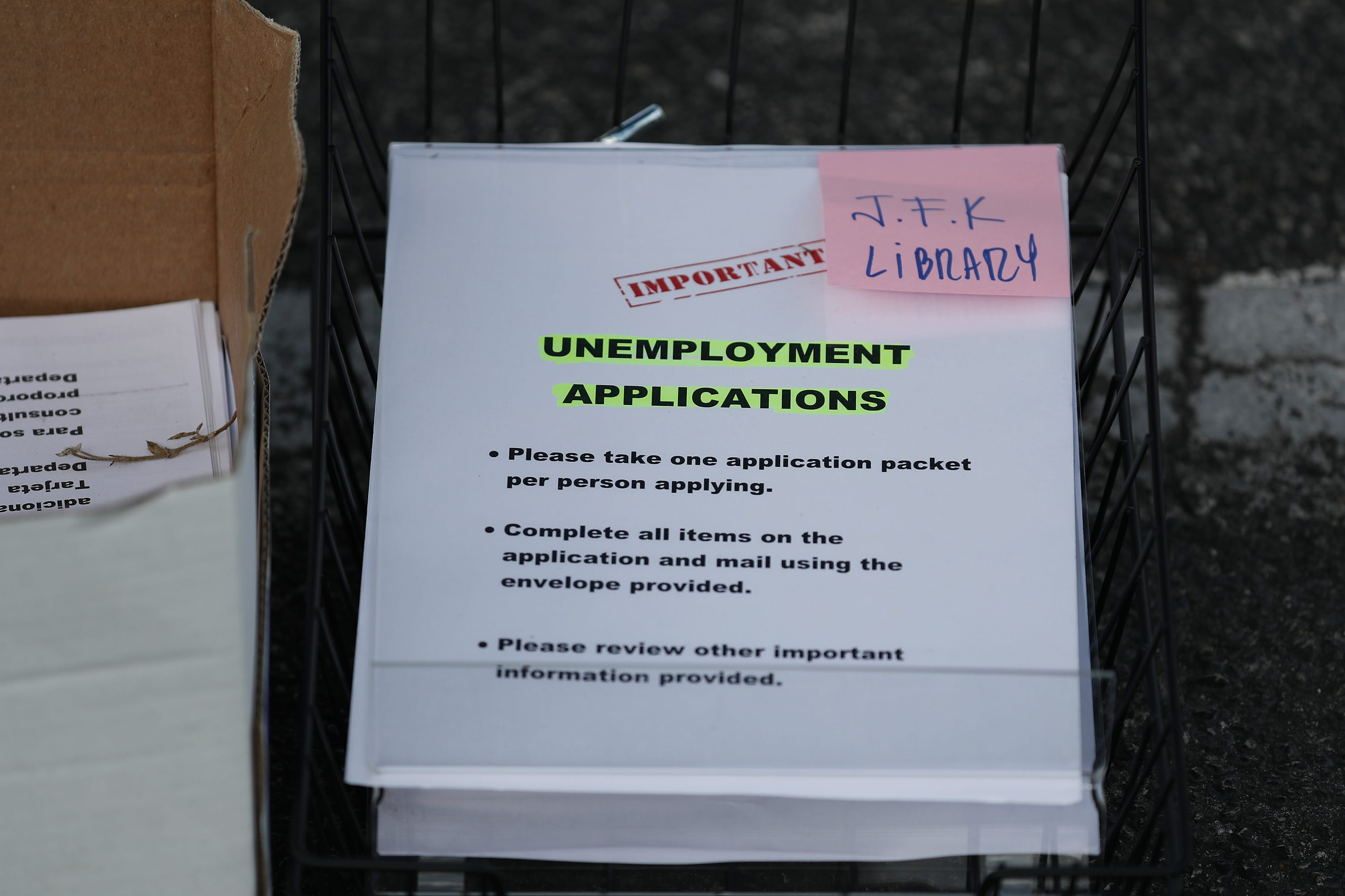 Here S What You Need To Know About Unemployment Benefits