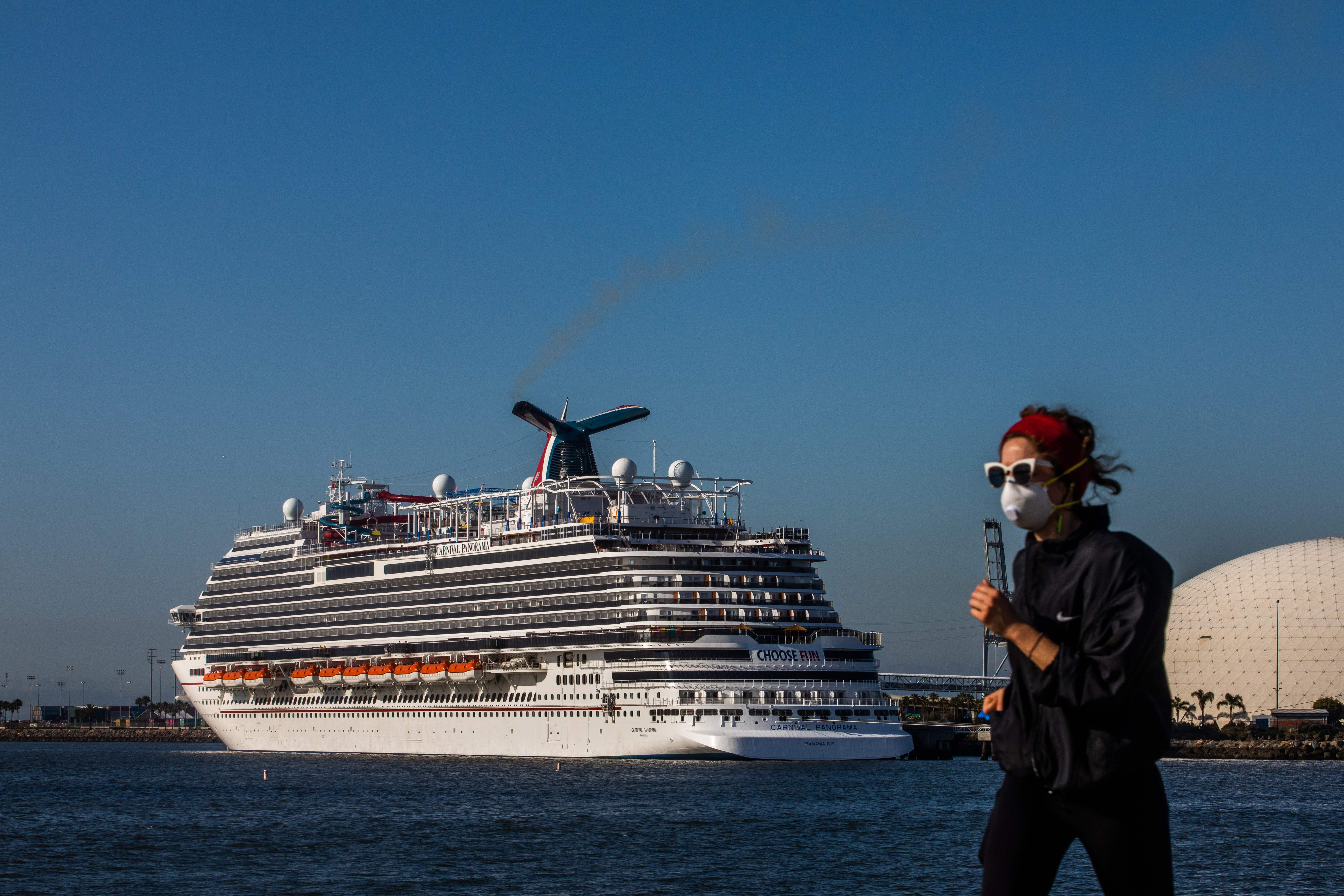 US lawmakers open probe into coronavirus infections on Carnival cruise ships