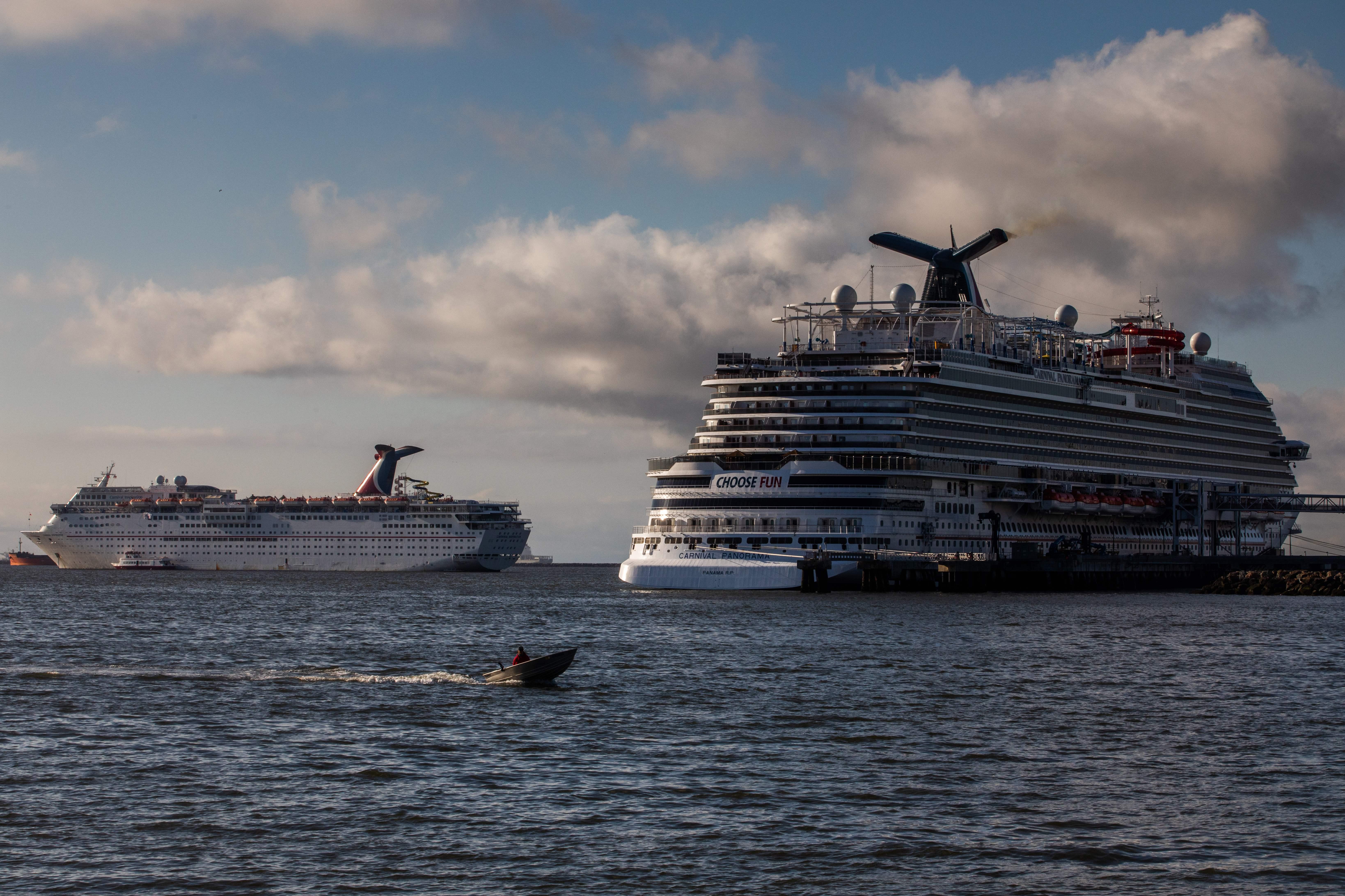 Over 80% of coronavirus patients on cruise ship had no symptoms, study says
