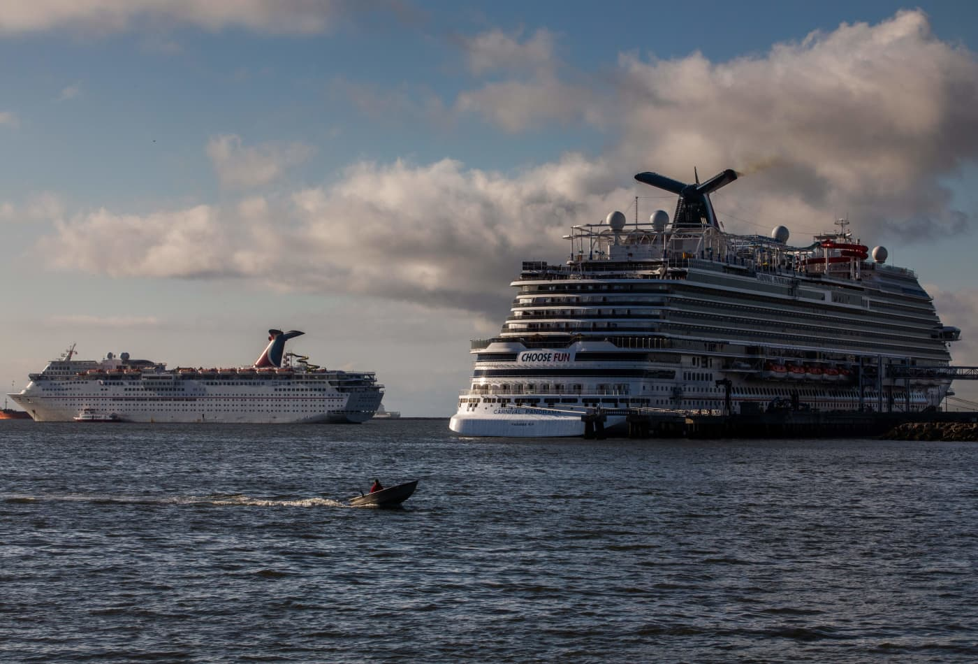 CDC bans U.S. cruises through September, citing 'ongoing' coronavirus outbreaks on ships