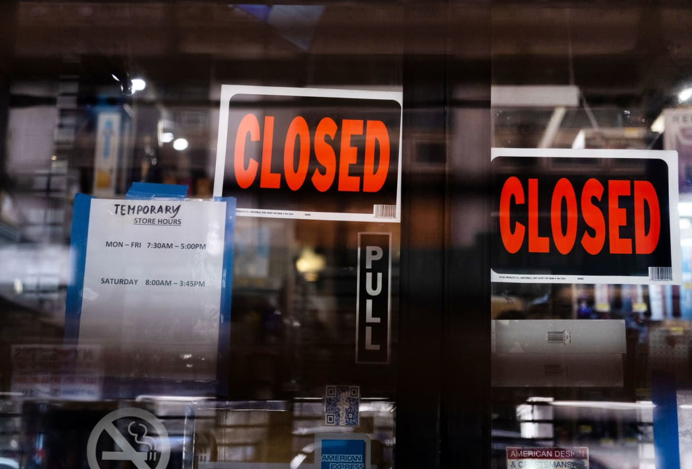 Second-quarter GDP plunged by worst-ever 32.9% amid virus-induced shutdown